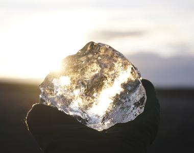 天から降り注ぐエネルギーは「庚」-ダイアモンドの原石